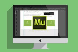 Leer met de online cursus Muse alles over het maken van een website zonder te hoeven coderen