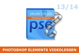 Leer alles over Photoshop Elements in deze online cursus.