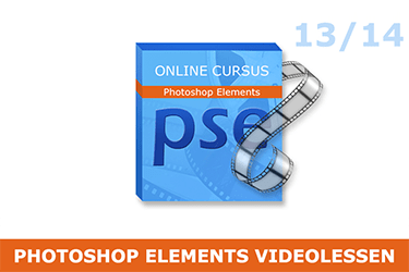 Leer alles over Photoshop Elements in deze online cursus.