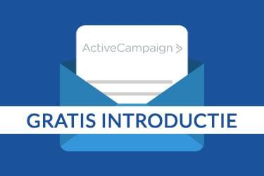 Krijg een gratis introductie tot ActiveCampaign