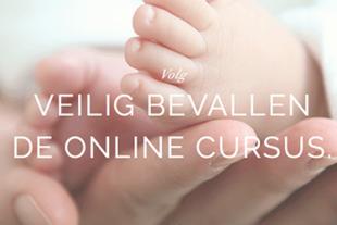 In deze online cursus bevallen leer je hoe je veilig moet bevallen