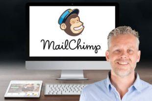 Leer alles over E-mailmarketing met MailChimp in deze online cursus
