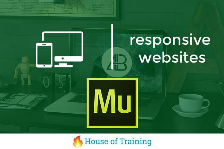 Leer in deze online cursus Muse alles over het maken van een website zonder te coderen