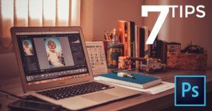 leer meer over photoshop met deze 7 tips