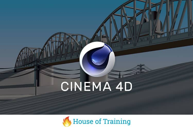 Leer prachtige animaties maken in de online cursus Cinema 4D