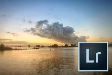 Leer alles over het bewerken van foto's in deze online cursus Lightroom