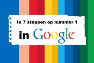 Wordt nummer 1 in Google met deze online cursus!