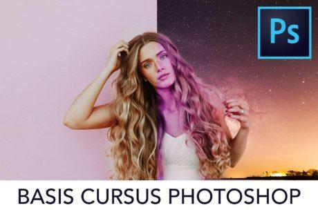 Online Basiscursus Photoshop