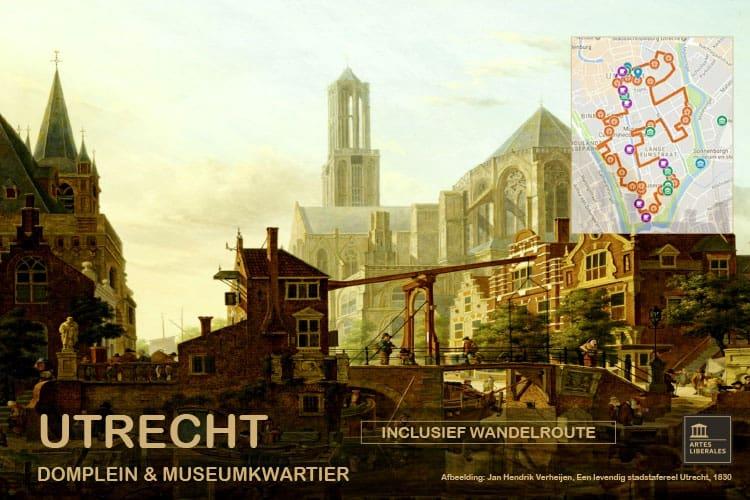 Ontdek het Domplein en Museumkwartier in Utrecht