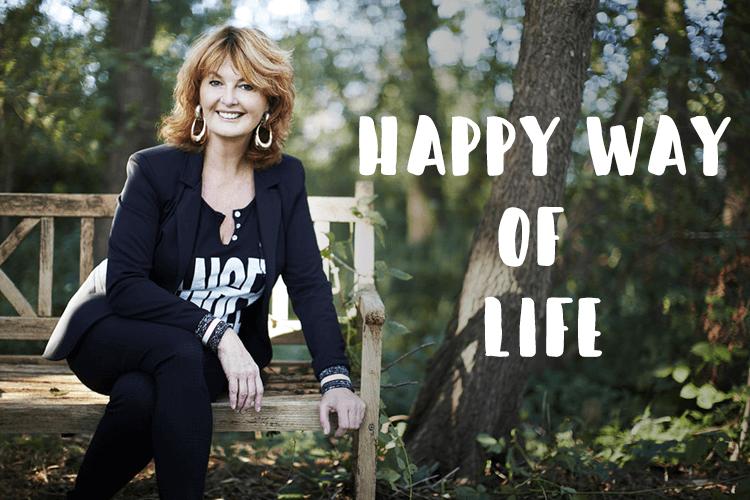 Leer in a Happy Way of Life alles over levensgeluk