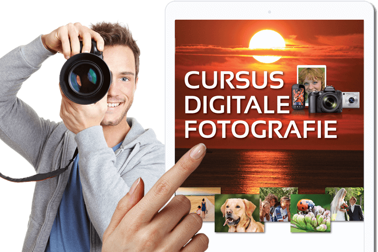 Leer alles over digitale fotografie