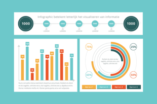 Leer alles over communiceren met infographics in deze online cursus