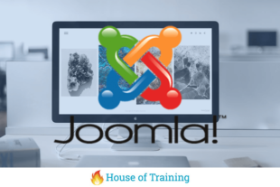 Online Cursus Joomla van House of Training