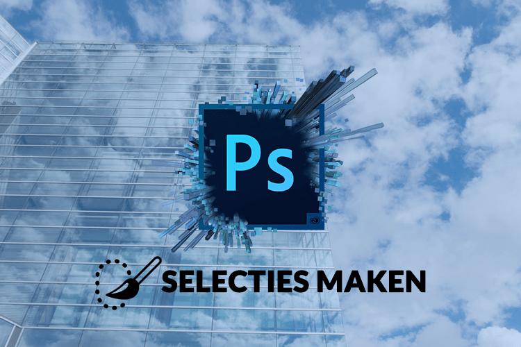 Gratis Cursus Photoshop 2018 - Selecties Maken