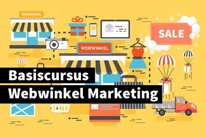 Cursus Webwinkel Marketing