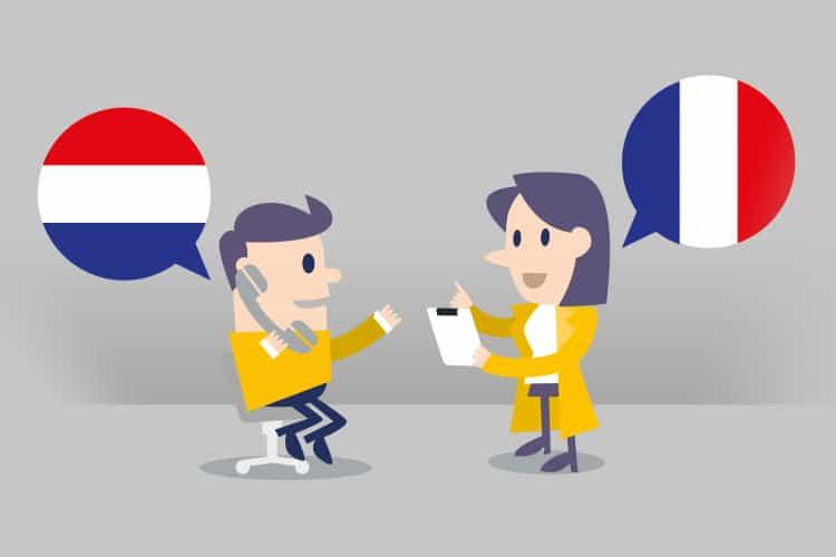 Ga aan de slag met het leren van de Franse taal