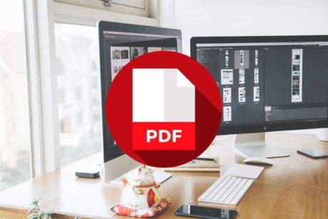 Leer over toegankelijke PDF in deze online cursus InDesign en Word