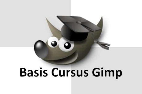 Leer de basis van fotobewerking met GIMP