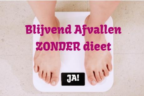 Leer in deze cursus hoe je blijvend kan afvallen zonder dieet