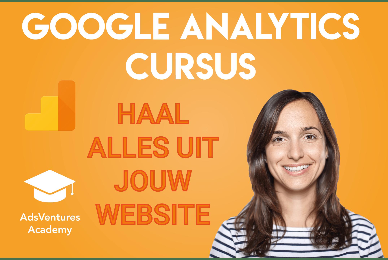 Leer alles over Google Analytics