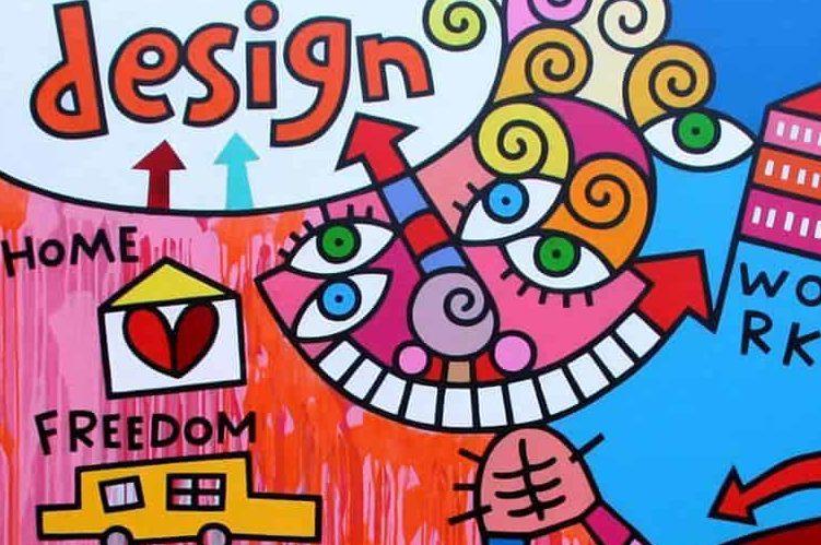 Beïnvloed je leven, denk als een ontwerper!