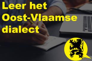 Leer het Oost-Vlaamse dialect in deze online taalcursus.