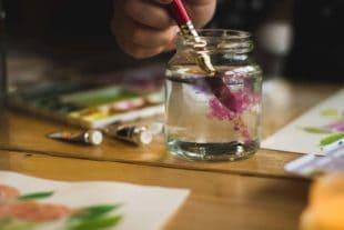 Leer in deze gratis aquarelcursus de basis van watercolor