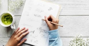 Kalligrafie - Aan de slag met deze Beeldende Kunstvorm