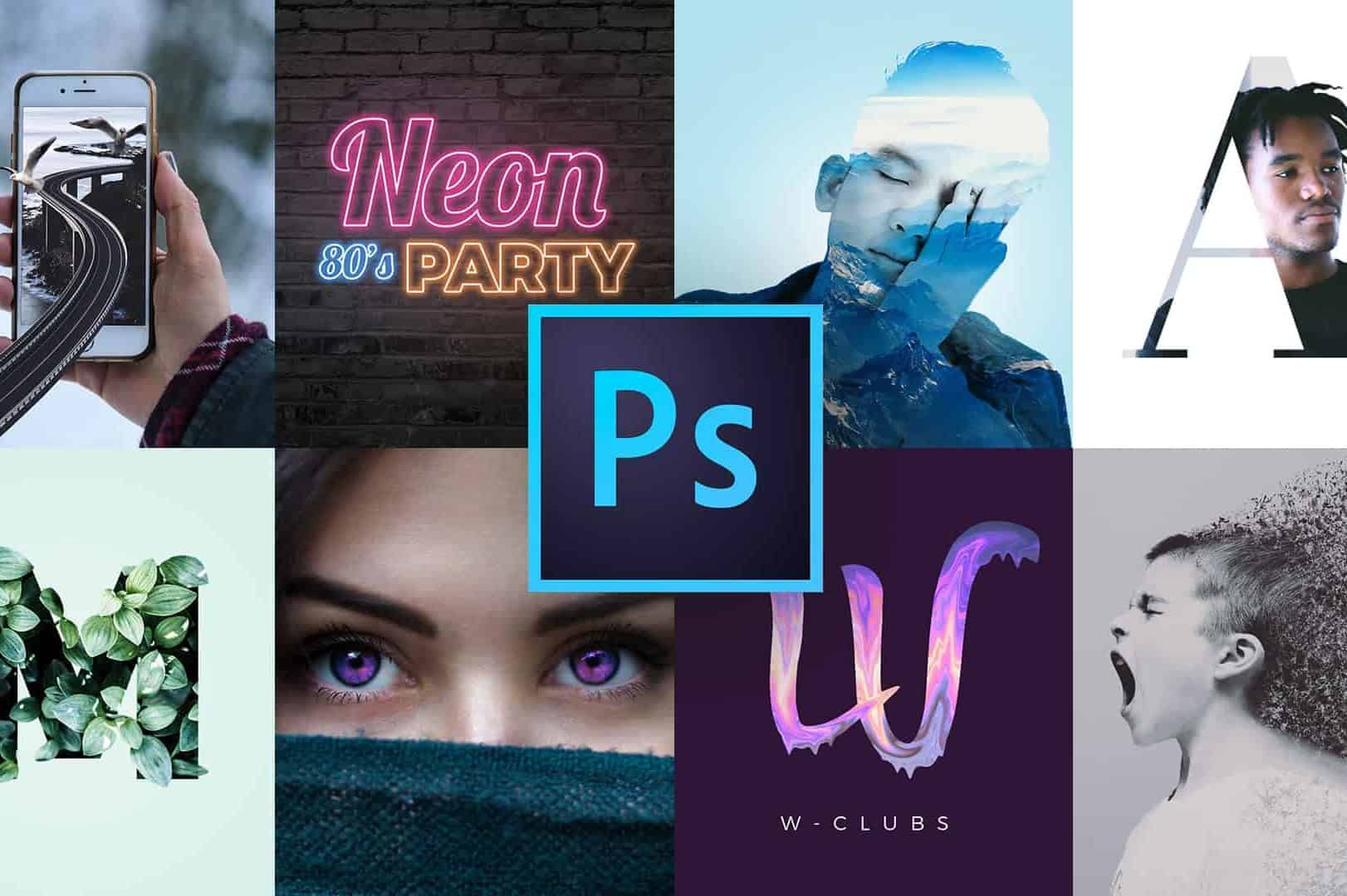 Leer alles over Photoshop in deze Nederlandstalige Cursus