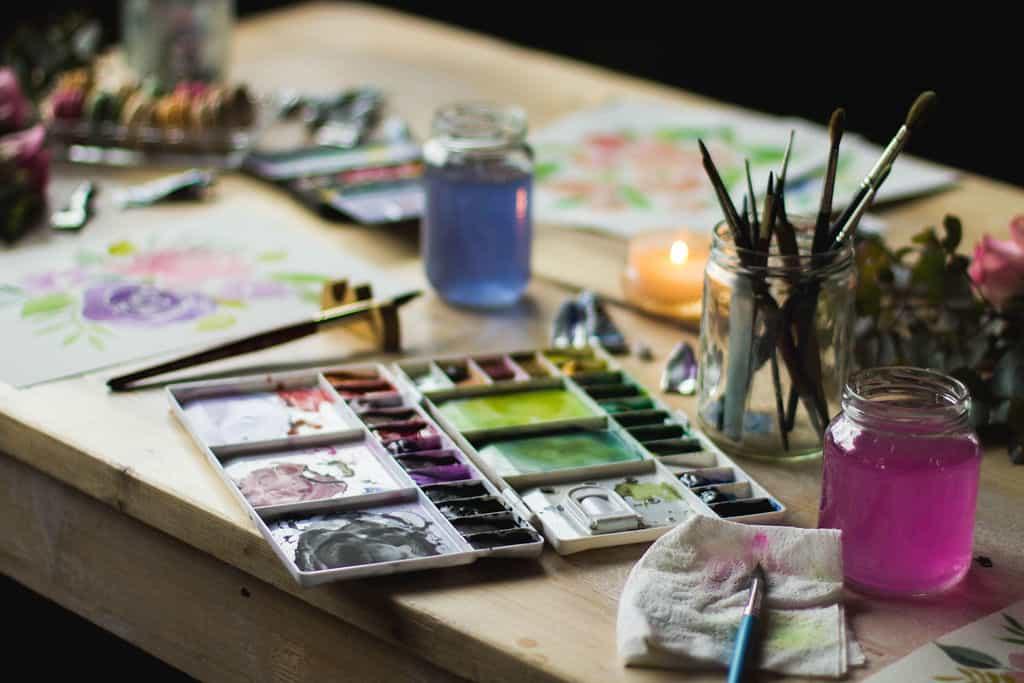 Leer tropisch aquarellen met deze online cursus