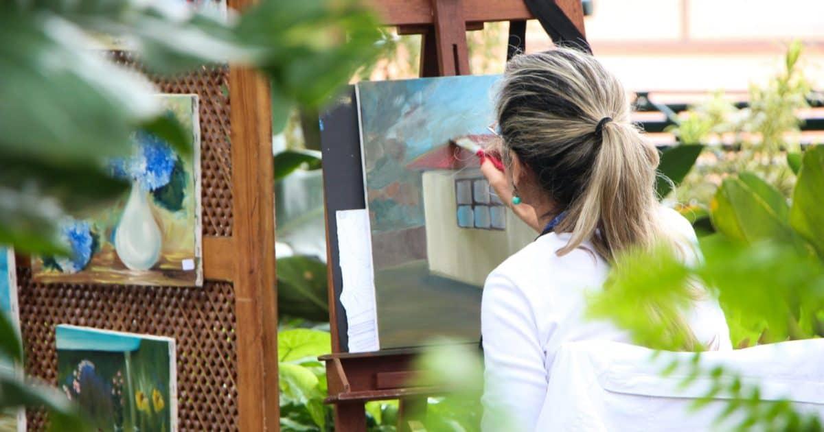 Zelf schilderen met olieverf zoals Rembrandt. Waar begin je?