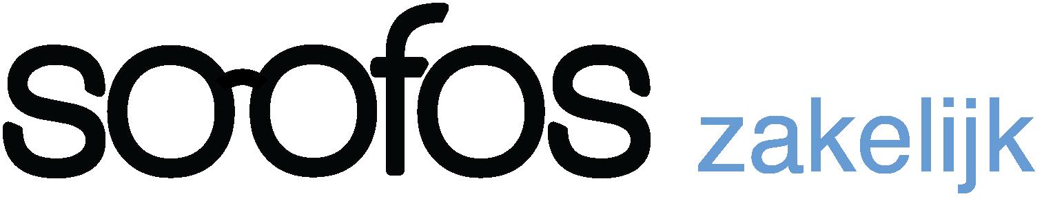 logo soofos zakelijk
